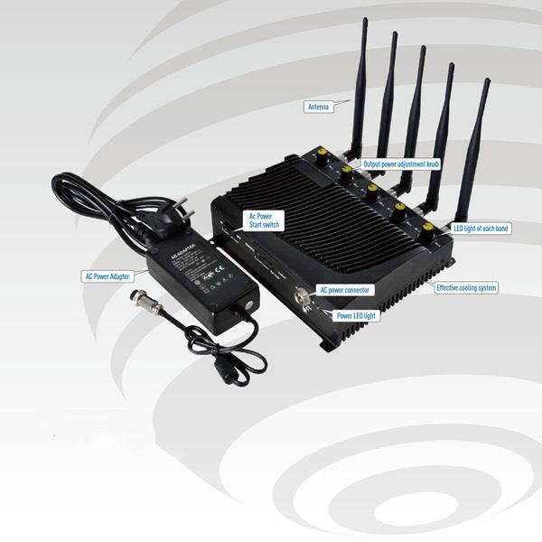 GSM電話妨害機
