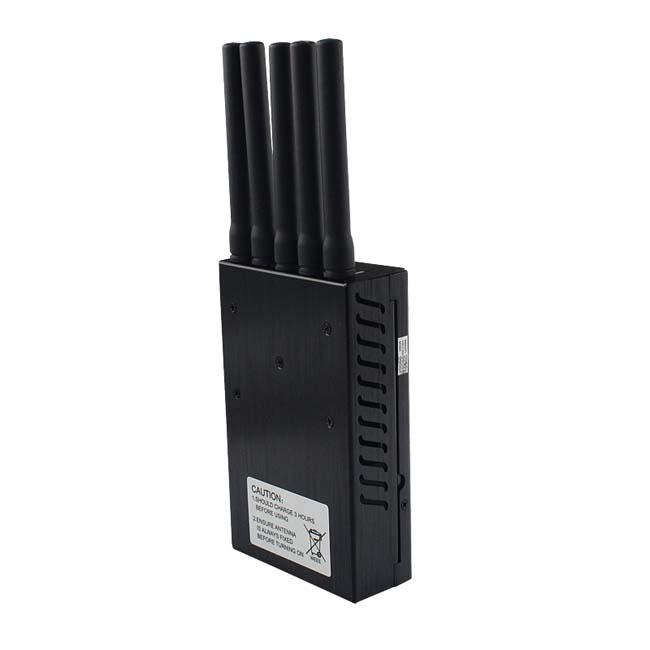 携帯電波阻害装置