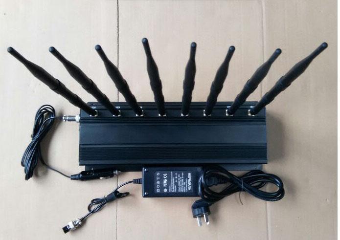 ハイパワー電波妨害器