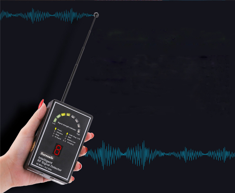 盗聴器検知器