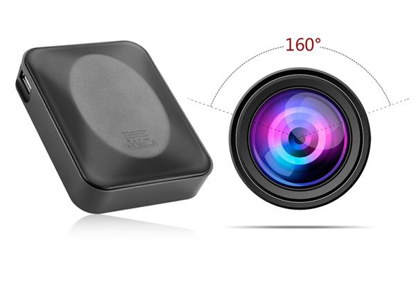 充電器型ムービーカメラ