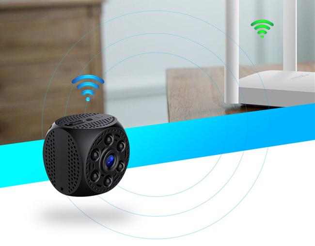 防犯監視カメラ超小型