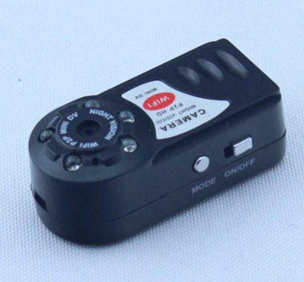 超小型カメラ長時間