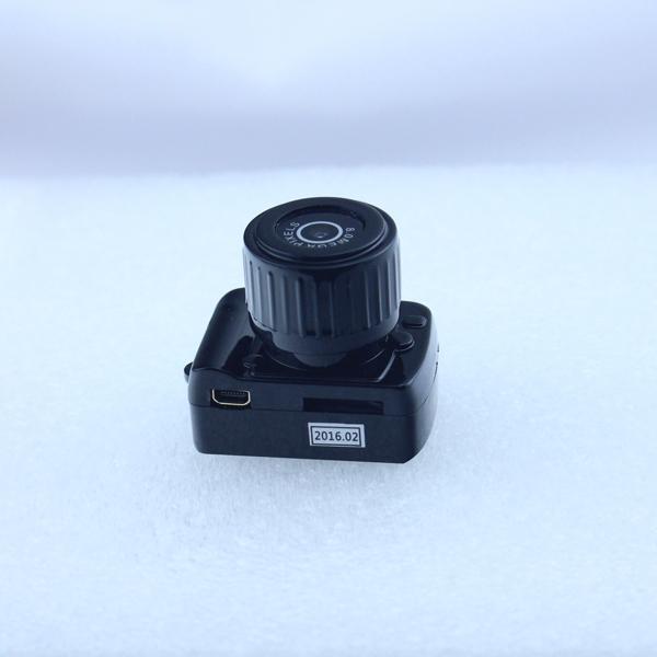 高画質小型ビデオカメラ