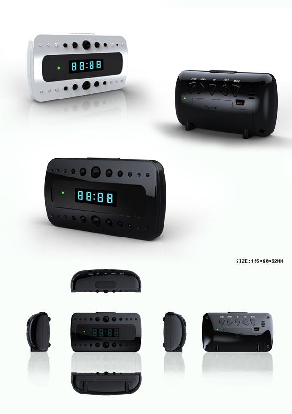 ビデオカメラ 時計型の通販
