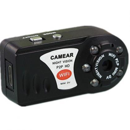 隠し撮りビデオカメラ