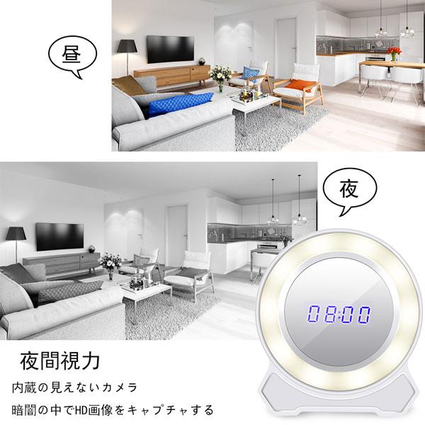 家庭用隠し時計型カメラ